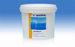 Химия для бассейна. PH - минус 35 кг