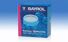 Химия для бассейна. Байроклар мини пул комплект на основе активного кислорода 1кг
