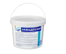 Аквадехлор 1кг. Порошкообразное средство для дехлорирования воды