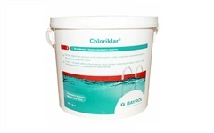 Химия для бассейна. Хлориклар 5кг