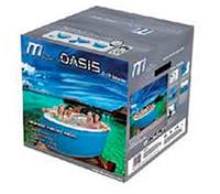Бассейн СПА с джакузи MSPA Oasis B-120 Sapphire 1,80х0,70