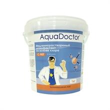 Дезинфектант на основе хлора длительного действия AquaDoctor C-90T, 50кг