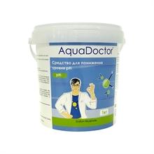 Средство для снижения уровня pH AquaDoctor pH Minus, 1кг