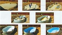 2211 Сборка металлического бассейна