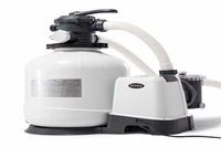 26652 Песчаный фильтр-насос Intex Sand Filter Pump  12000 л/час