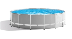 26710 Каркасный бассейн круглый INTEX Prism Frame Pool 3,66х0,76