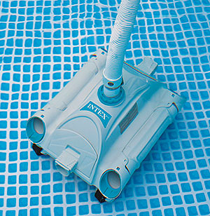 28001 Вакуумный автоматический пылесос  Intex 58948