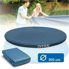 28021 Тент Intex для надувного бассейна 305 см