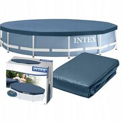 28032 Тент для каркасного  бассейна Intex 457 см