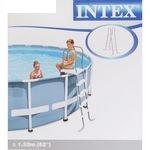 28059 Лестница для бассейна Intex, высота 132 см