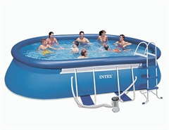 ������� �������� intex Oval Frame Pools - 28192