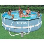 28218 ������� ��������� ���. 28218 Intex Family Size Metal Frame Pool Set 366�99��