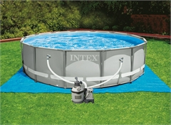 28312 ��������� ������� Ultra Frame Pool Intex 427�122