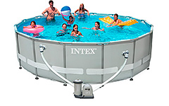28322  ��������� ������� Ultra Frame Pool Intex 488�122
