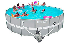28332  ��������� ������� Ultra Frame Pool Intex 549�132��