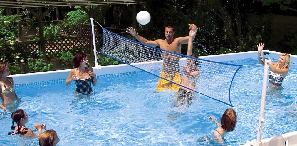 28366 Бассейн каркасный Ultra Frame Pool Intex 28366 732х366х132см
