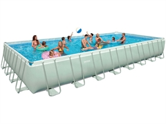 28376 ������� ��������� Ultra Frame Pool Intex 28376 975�488�132��