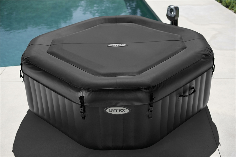 INTEX PureSpa Jet and Bubble deluxe massage set, арт. 28454