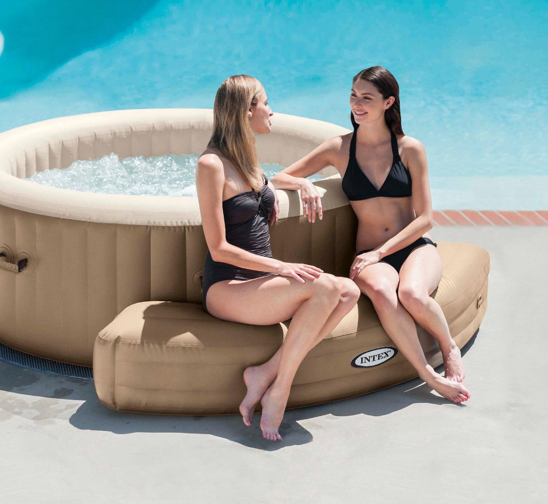 28507 Надувной диванчик для СПА Intex 28403/28404