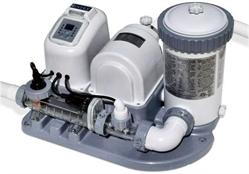 Фильтр насос + хлоргенератор для бассейна (4542л/ч) Intex 28674