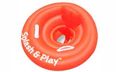 32103 Круг для плавания с сиденьем и спинкой Bestway