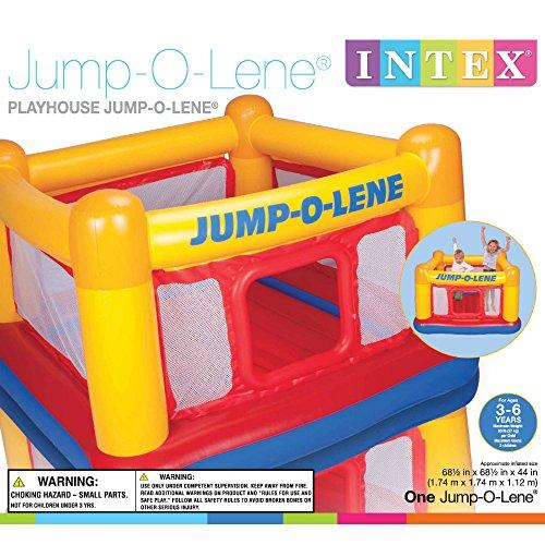 48260 Детский Игровой Intex «Jump-o-Lene»