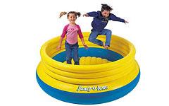 48267 Игровой надувной батут Intex Jump-O-Lene