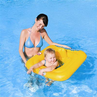 52050 Круг для плавания с сиденьем и спинкой Bestway