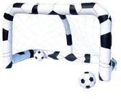 52058 Футбольные ворота  Bestway + 2 мяча (213 х 122 х 137 см)