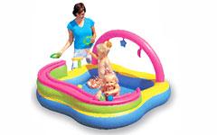52125 Детский бассейн-игровой центр Bestway