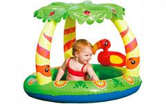 52179 Детский бассейн Bestway Джунгли