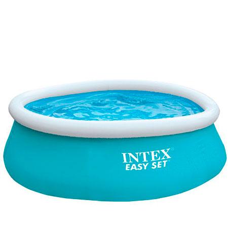 54402 Надувной бассейн 54402 Intex 183х51
