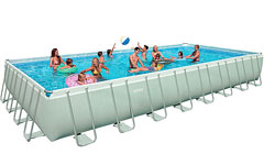 54990 Бассейн каркасный Ultra Frame Pool Intex 54990 975х488х132см