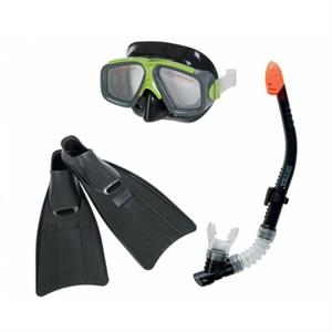 55959 Набор маска/трубка/ласты Surf Rider