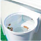 56286 Бассейн со стальными стенкам 488х366х122см (песч. фильтр-насос 3,8м3/ч, настил, лестница, скиммер)