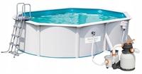 56369 Сборный бассейн Bestway Hydrium Pool Poseidon 610х360х120