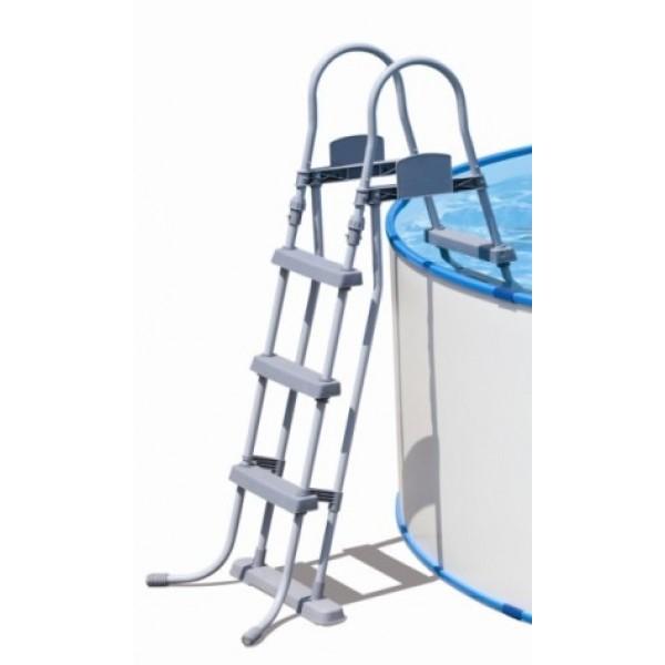 56386 Бассейн круглый стальной Hydrium Splasher Pool Set Bestway 460х90 см