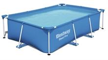 56403 Каркасный бассейн прямоугольный BestWay, 259х170х61см