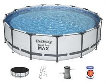56488 Bestway Каркасный круглый бассейн Steel Pro Max 457 х 107 см