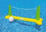 56508 Волейбольная сетка надувная с мячом Intex 56508 (239х64х91 см)