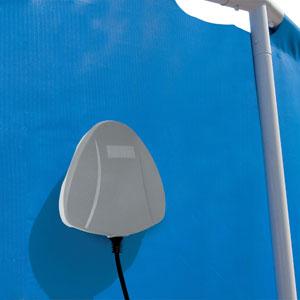 56688 Настенная светодиодная лампа Intex