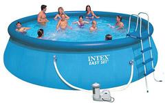 56905 Надувной бассейн 549x122(полный комплект) Intex 56905