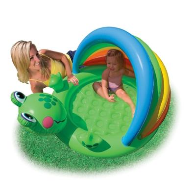 57416 Детский надувной бассейн Intex «Лягушонок»