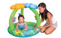 57419 Детский надувной бассейн Intex Полянка