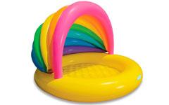 57420 Детский надувной бассейн Intex «Радуга»