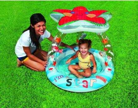57428 Детский надувной бассейн Intex «Морская
