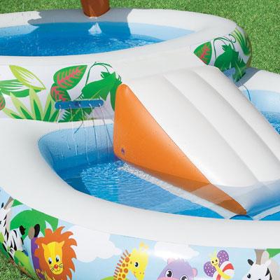 57467 Водный игровой центр Intex 57467
