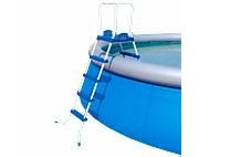 58160 Лестница для бассейна Bestway 132см
