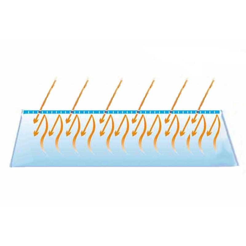 58253 Теплосберегающее покрытие Bestway для бассейнов 4.57 / 4.88 м (d 462 см)