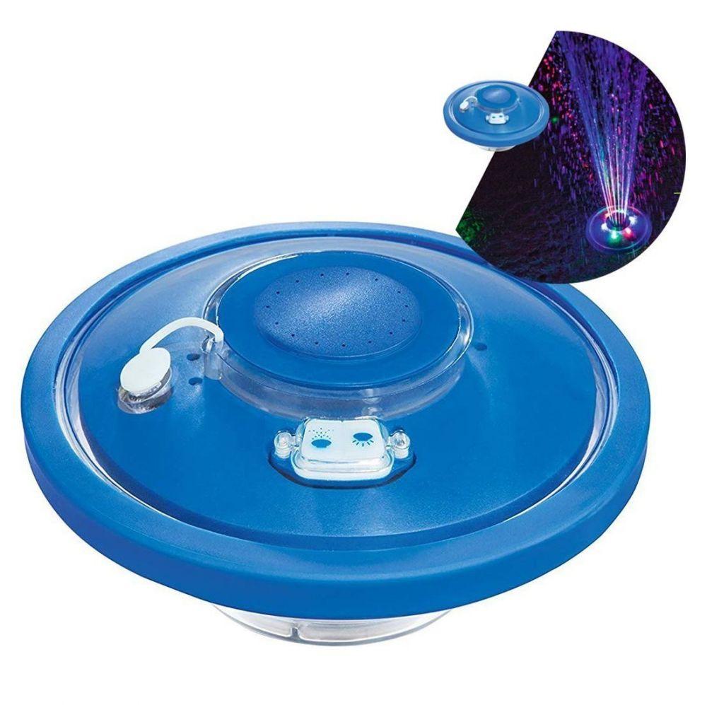 58493 Плавающий фонтанчик с подсветкой 14 см BestWay
